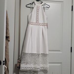 Ivanka Trrump summer Fit and Flare dress